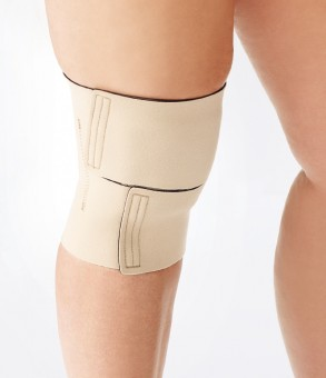 Beige ReadyWrap Knee Unit, S compression garment Beige | S