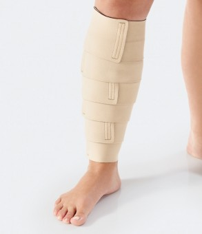 Beige ReadyWrap Calf Unit, S 30cm length Beige | S | Average 30cm