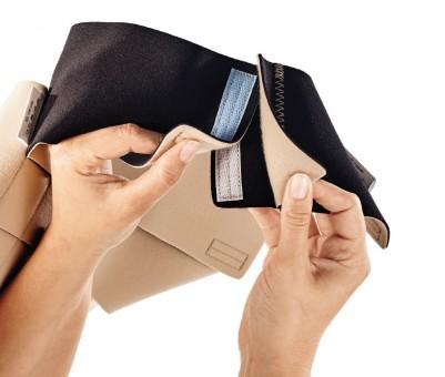 ReadyWrap - Extender Strap, Beige, 10 cm compression garment Beige   L