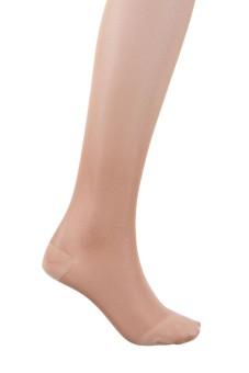 BSH Class 3 Thigh Length Open Toe Sand Small Sand   S   Standard   Open Toe